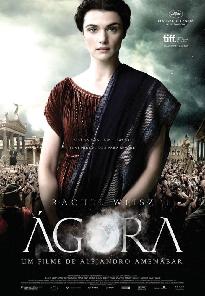 Ágora - Hipátia morta pelo fanatismo