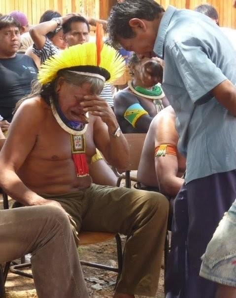 Choremos por Belo Monte!